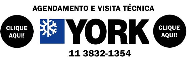 Agendamento visita técnica York