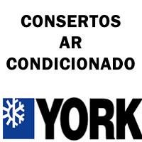 Consertos ar-condicionado York